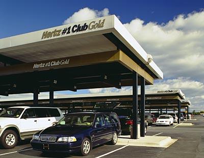 Rdu Airport Hertz Rental Car